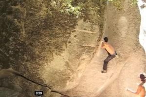 King Cobra V8 Yosemite Bouldering