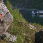 Bouldering in Norway
