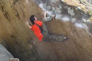 Granite Bouldering in Japan