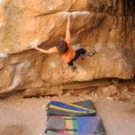 Bishop Bouldering: Happy Boulders