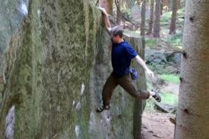 Bouldering in the Czech Republic