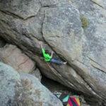 Daniel Woods bouldering in Colorado – V14 / V15