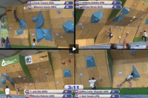 Semi-Finals in Full – IFSC Climbing World Cup 2012