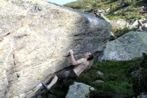 Bouldering in Silvretta Part I 2012