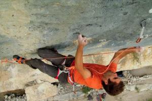 Chris Sharma – RETOUR à Céüse – Escalade extrême et équipement à Céüse