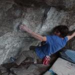 Updated: Dave Graham third ascent of White Noise V15