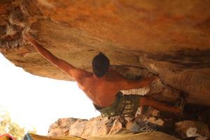 A Bouldering Day in Goiás, Brazil (V11, V12, V13)