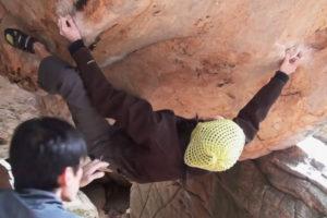 Bouldering in Gariwerd
