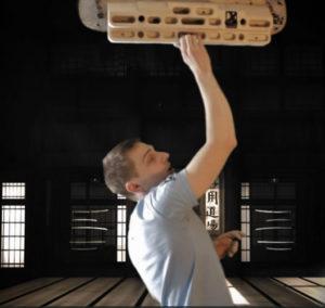 parsons-hangboard